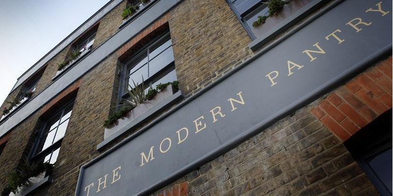 Brunch The Modern Pantry (LDR Londres)