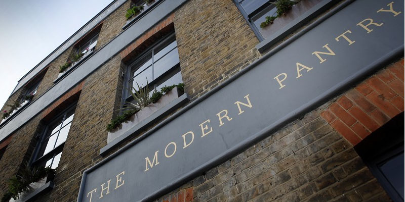 Brunch The Modern Pantry (LDR Londres)