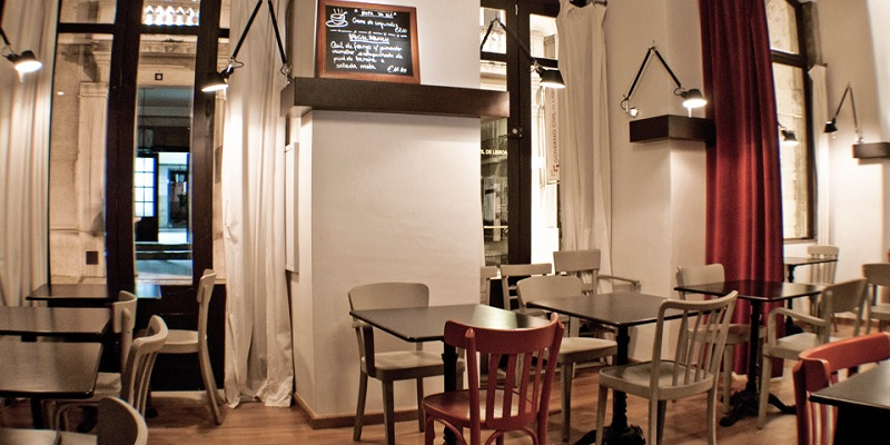 Lisboa Kaffeehaus brunch