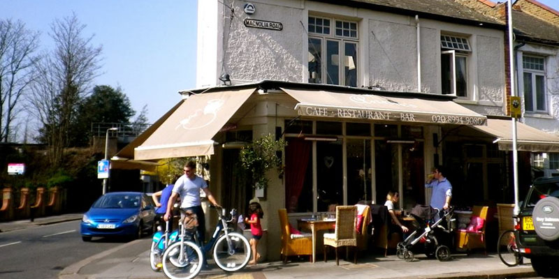 Brunch Annie's Restaurant (LDR Londres)