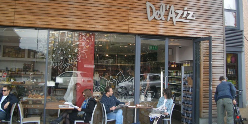Brunch Del Aziz (LDR Londres)