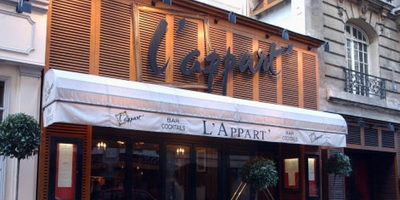 Brunch l 39 appart 39 75008 paris 8 me oubruncher for Appart hotel 8eme paris