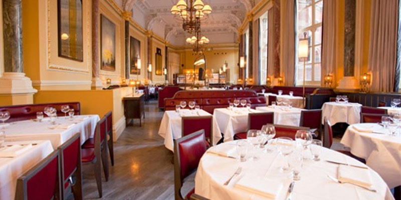 Brunch The Gilbert Scott (LDR Londres)