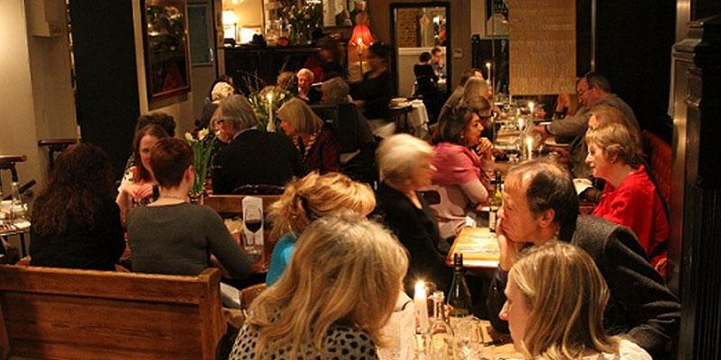 London Hardy's Brasserie & Wine Bar brunch