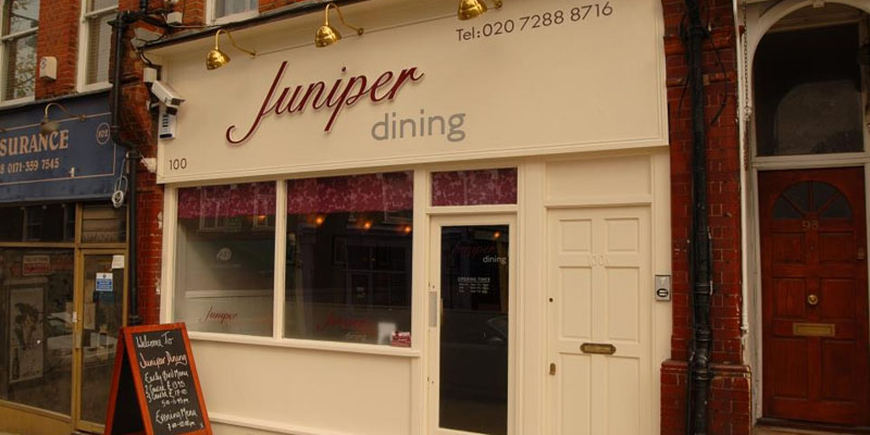 Brunch Juniper Dining (LDR Londres)