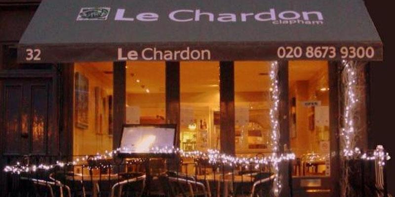 brunch London Le Chardon - Clapham brunch