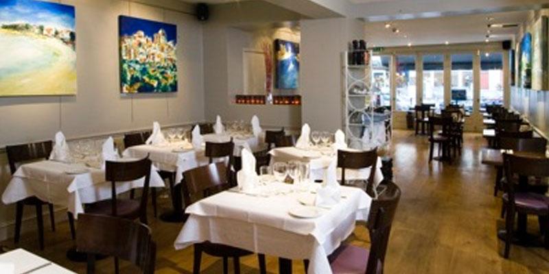 London Le Chardon - Clapham brunch