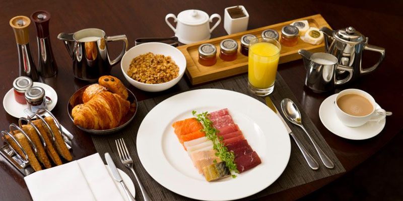 Brunch The Northall - Corinthia Hotel (LDR Londres)