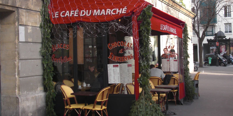 Brunch Bar du Marché Blancs-Manteaux (75004 Paris)