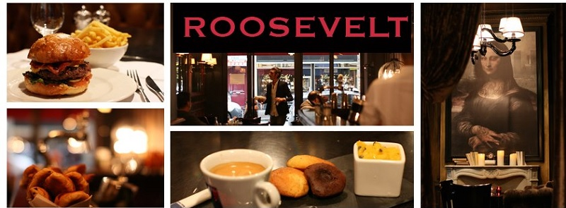Brunch Le Roosevelt (75008 Paris)
