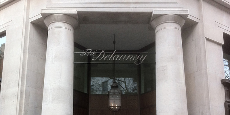 Brunch The Delaunay (LDR Londres)