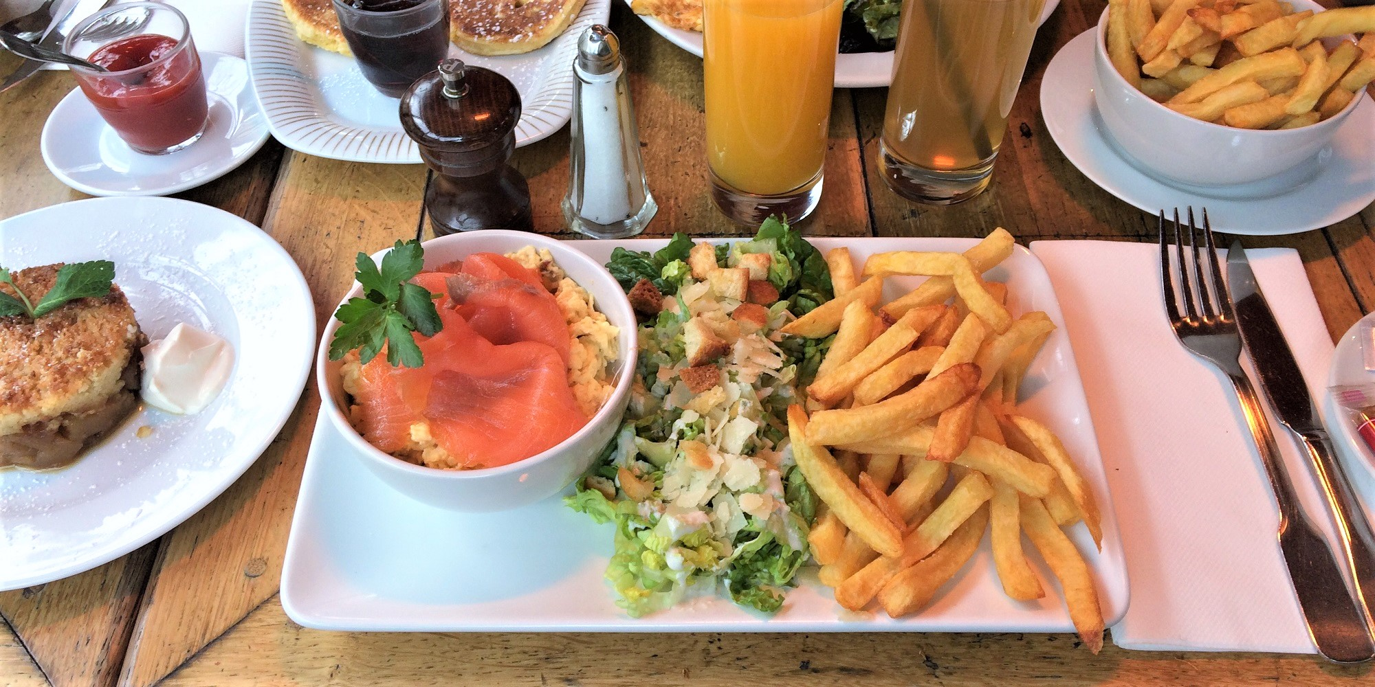 Brunch Chez Margot (75004 Paris)