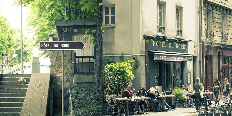 Brunch Hôtel du Nord (75010 Paris)