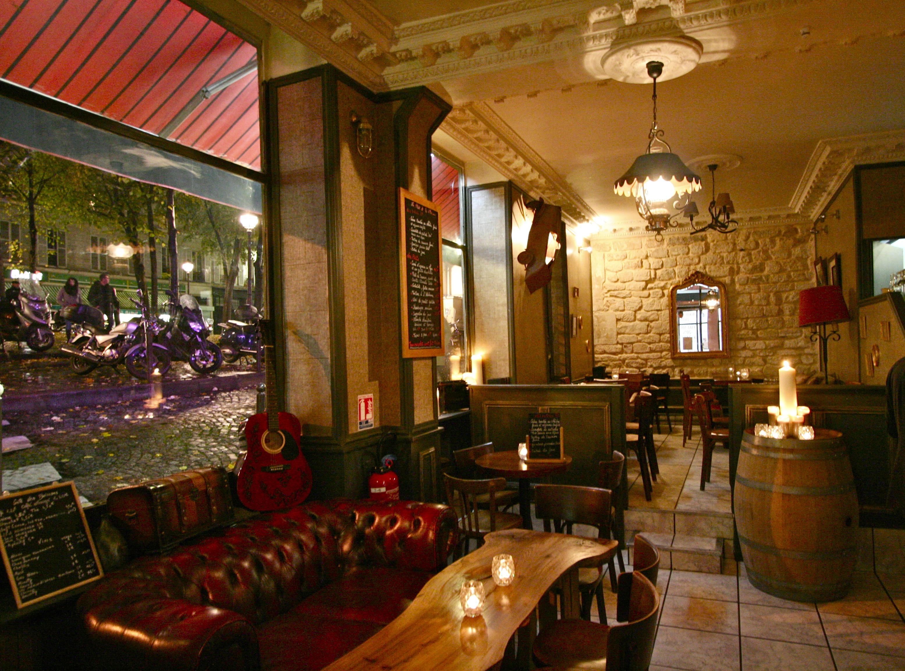 Restaurant La Villa Poulbot