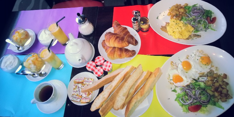Brunch Running Brunch au C'Sters (75012 Paris)