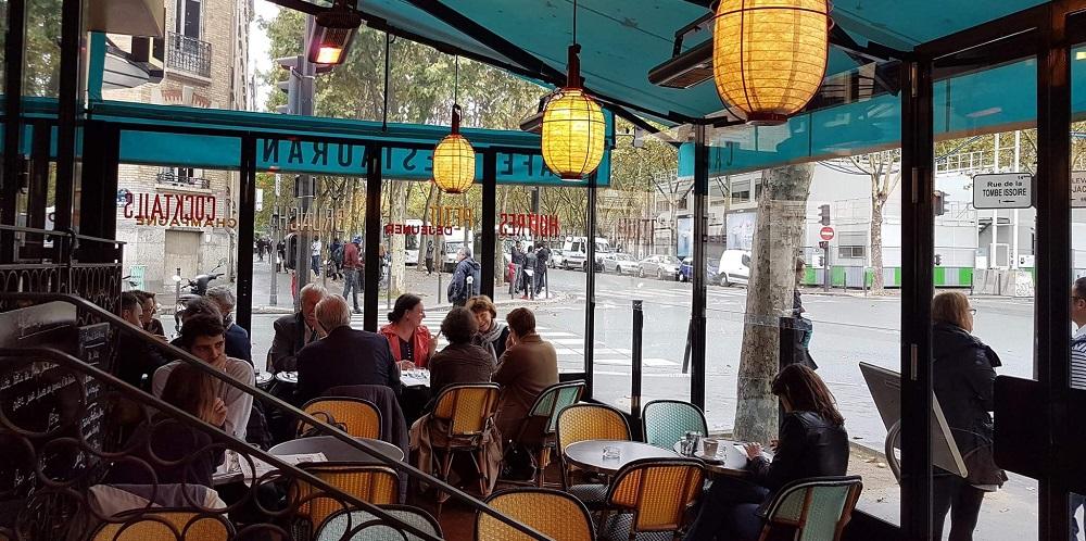 Caf Ef Bf Bd L Ecir Restaurant  Paris