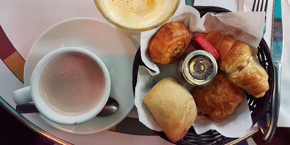 Brunch Café L'Ecir (75014 Paris)