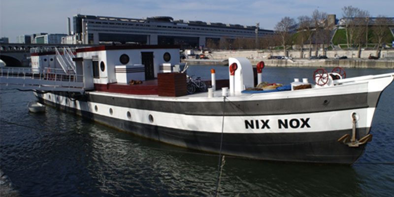 Brunch Les Terrasses du Nix Nox (75013 Paris)