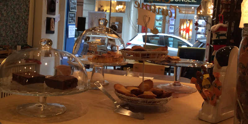 Brunch Chez Tantine (75017 Paris)