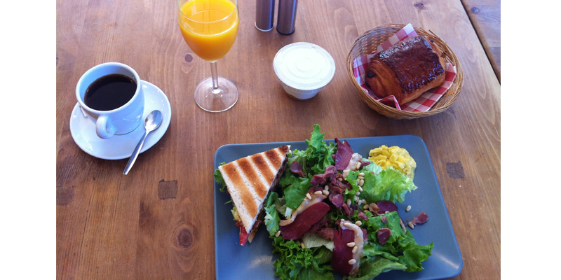 Brunch Chez Ambre & Michel (33000 Bordeaux)