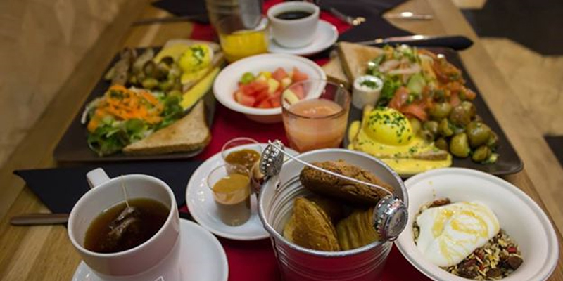 Brunch Demory - Paris (75004 Paris 4ème)
