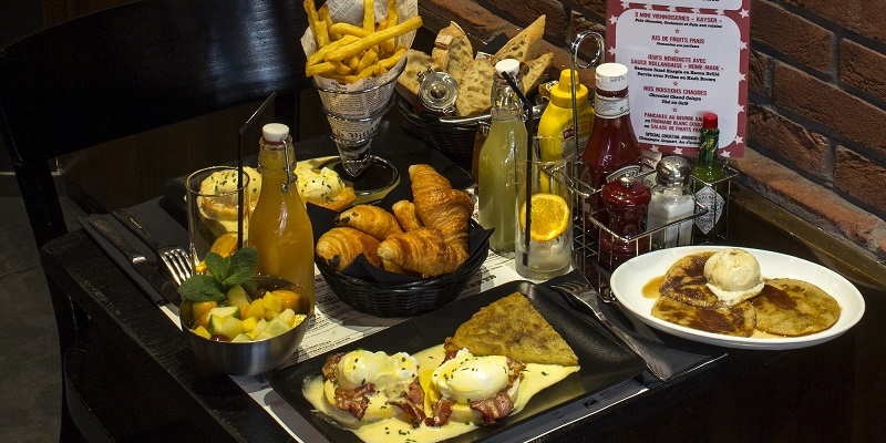Brunch Le QG (75016 Paris)