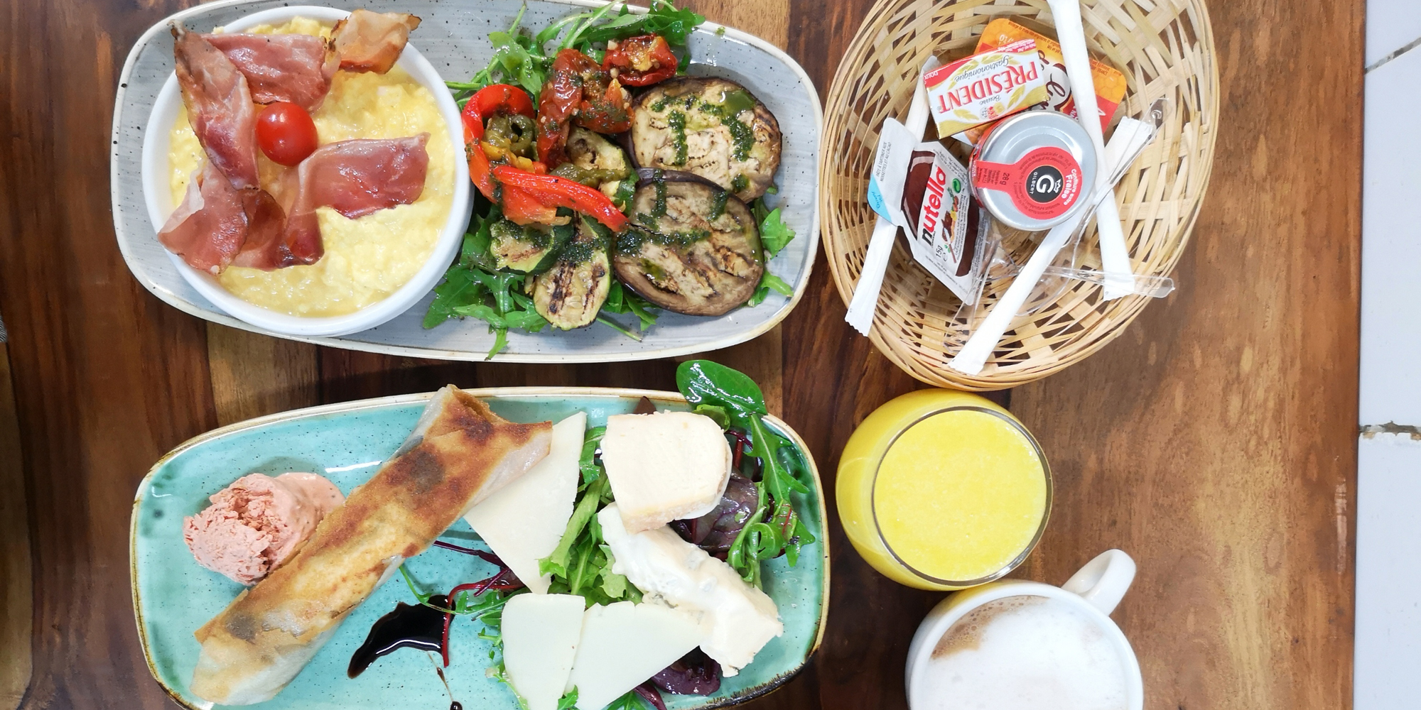 Brunch Il Gallo Nero (75014 Paris)