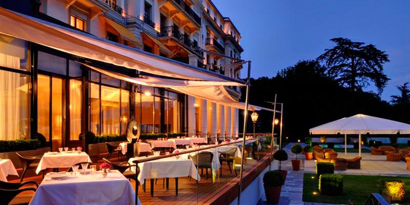 Brunch Terrasse du Beau-Rivage Palace (LSN1 Lausanne)