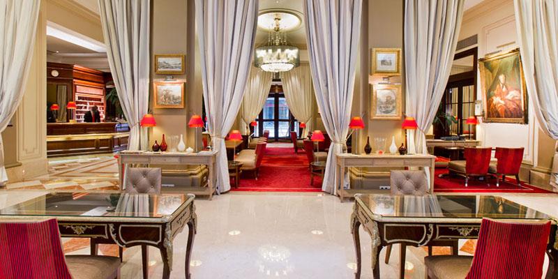 brunch hotel california 75008 paris oubruncher. Black Bedroom Furniture Sets. Home Design Ideas