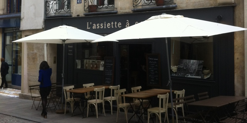 Brunch L'Assiette à Carreaux (75002 Paris)