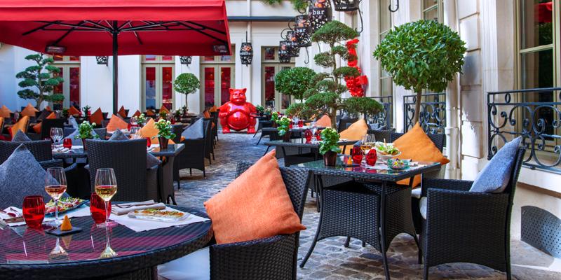 Brunch le vraymonde buddha bar h tel 75008 paris 8 me for Boutique hotel 8eme