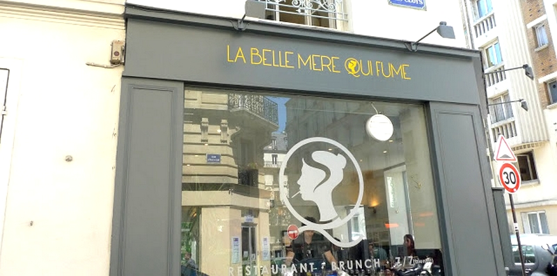 Brunch La belle-mère qui fume (75018 Paris)