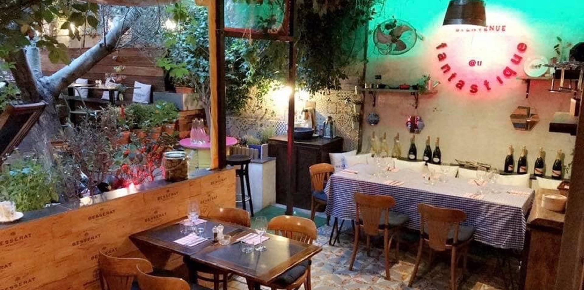 Brunch Le Fantastique (13006 marseille)