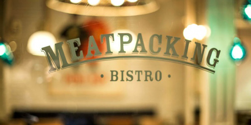 Brunch Meatpacking Bistro (ES0 Barcelone)