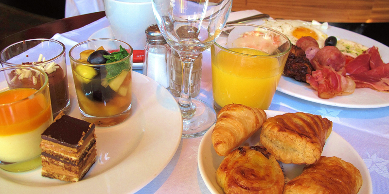 Brunch Promenade Lounge (75001 Paris)
