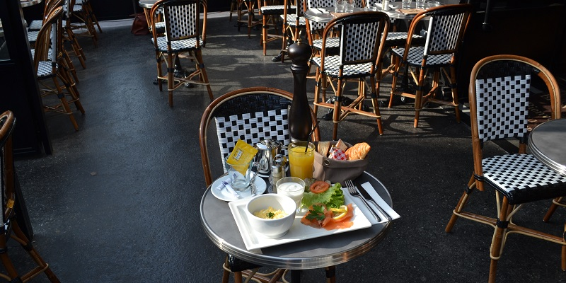 Brunch Le 51 (75006 Paris)