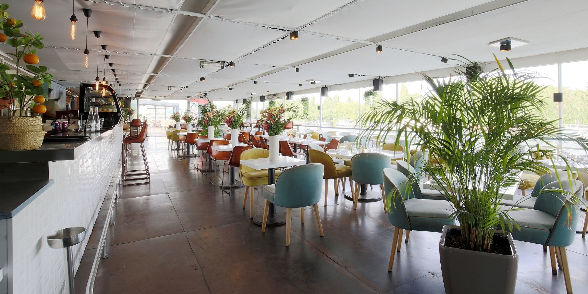 Brunch Aqua Restaurant (92150 Suresnes)