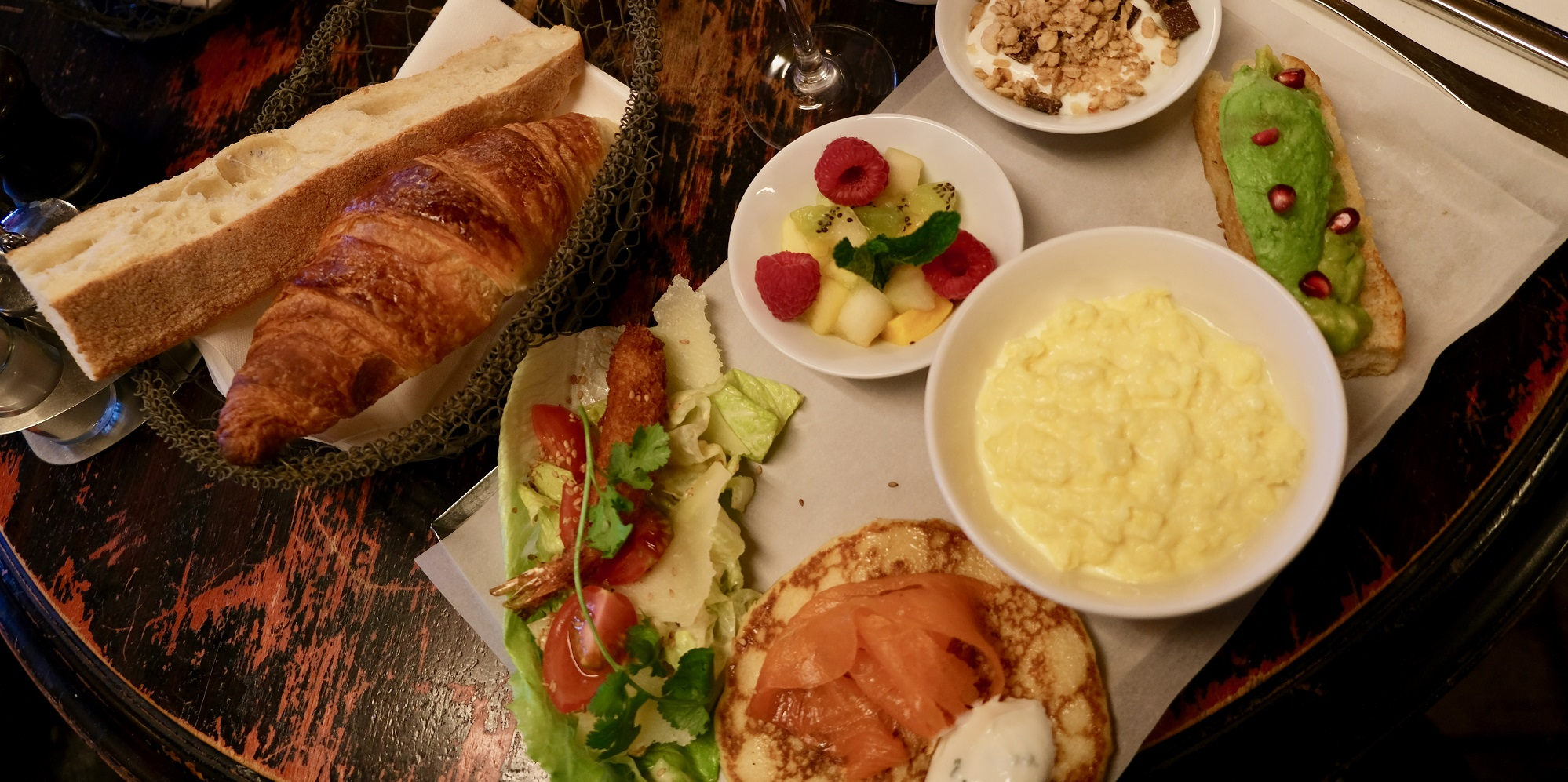 Brunch L'ATELIER (75006 Paris)