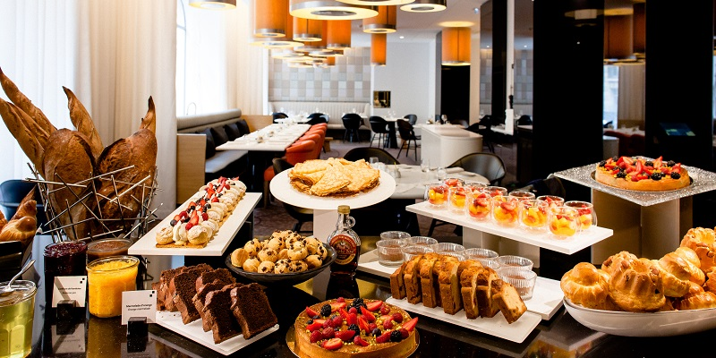 Brunch Sofitel Arc De Triomphe - L'Initial (75008 Paris)