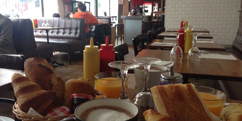 Brunch Le bistrot du Why not (75020 Paris)