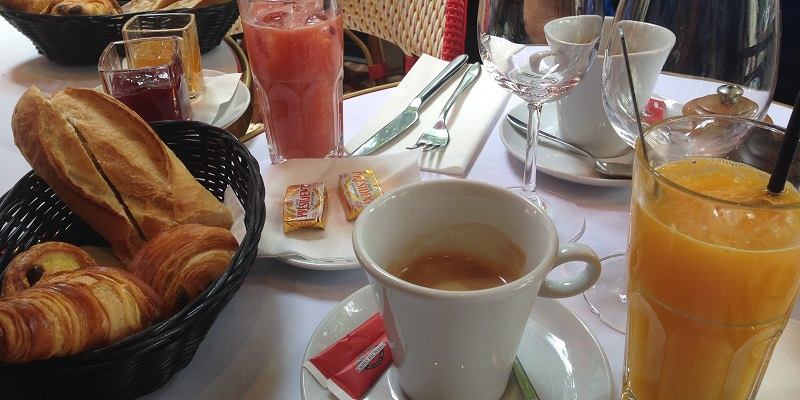 Brunch La Terrasse du Parc (75015 Paris)