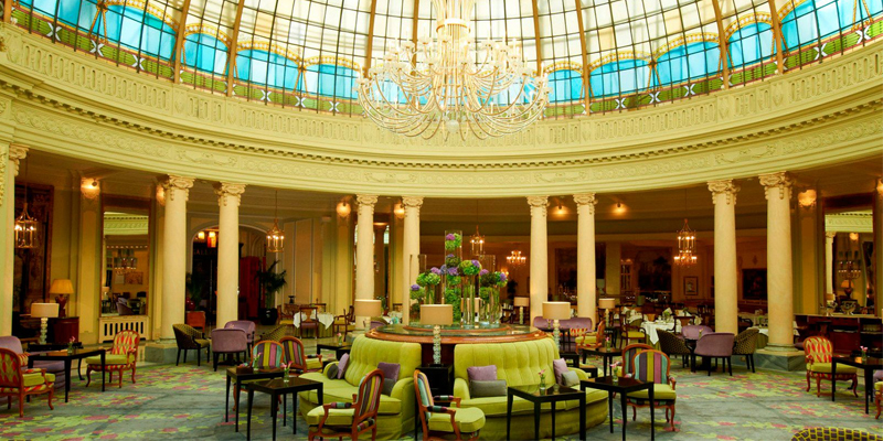 Madrid La Rotonda - The Westin Palace brunch