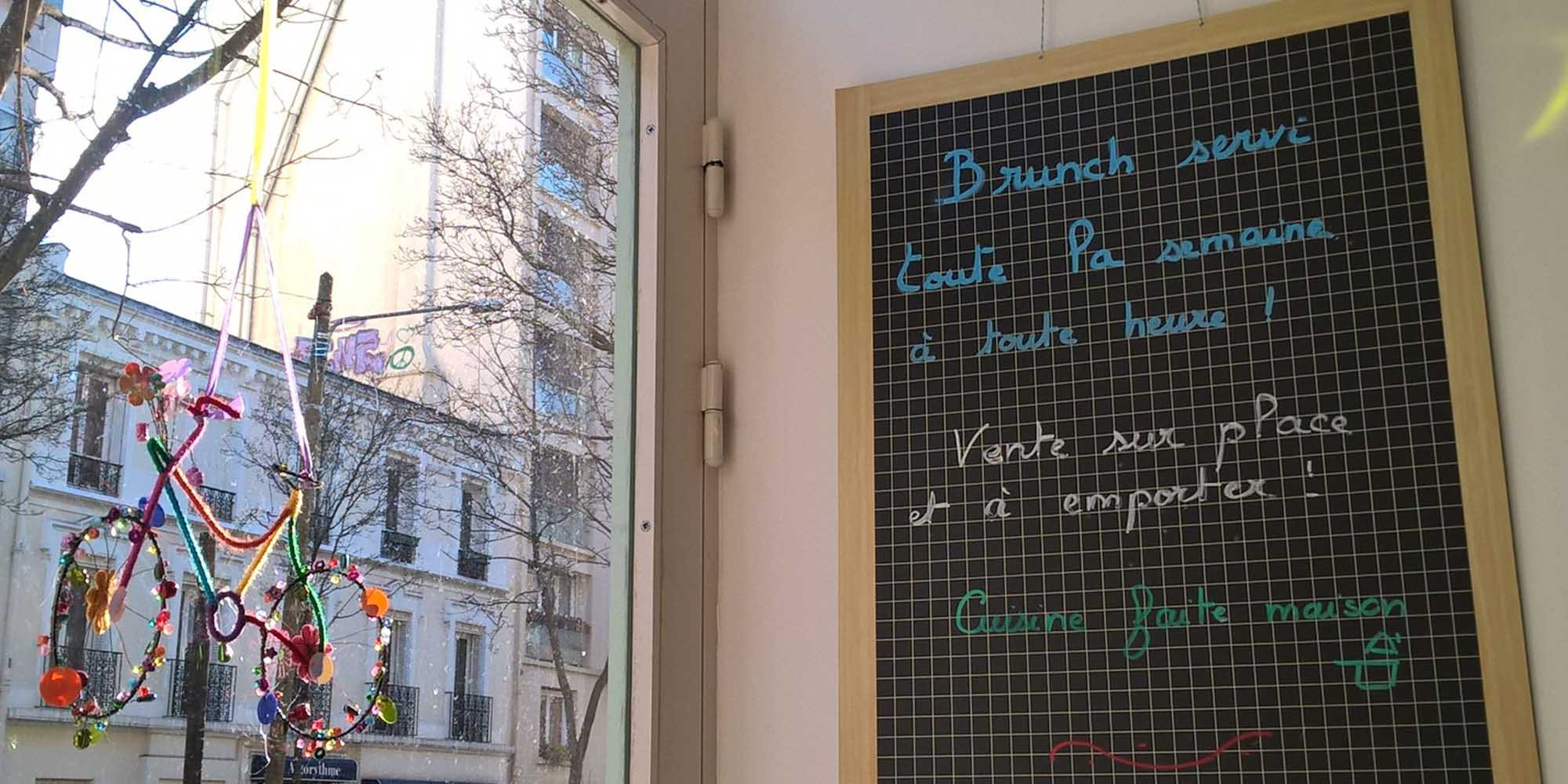 Brunch Zielle (75017 Paris)