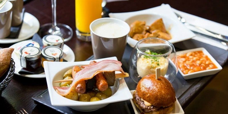 Brunch O'Sullivans Franklin D Roosevelt (75008 Paris)