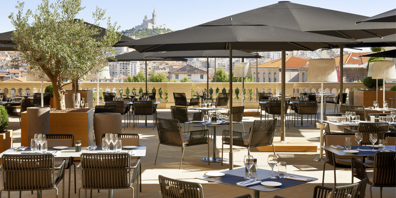Brunch InterContinental Marseille - Hotel Dieu (13002 Marseille)