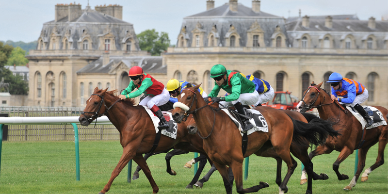 Brunch Prix du Jockey Club (60500 Chantilly)
