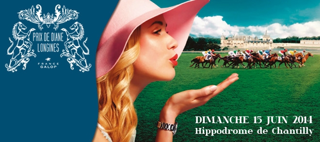 Brunch Prix de Diane Longines (60500 Chantilly)