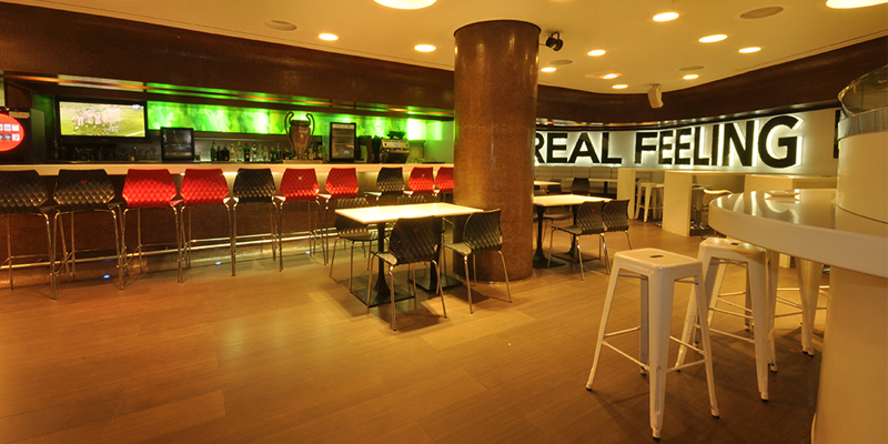 Brunch Real Café Bernabeu (M28 Madrid)