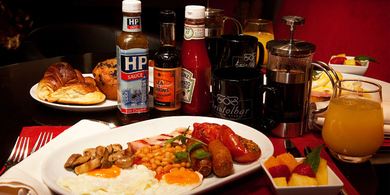 Brunch Bristol Bar (M28 Madrid)