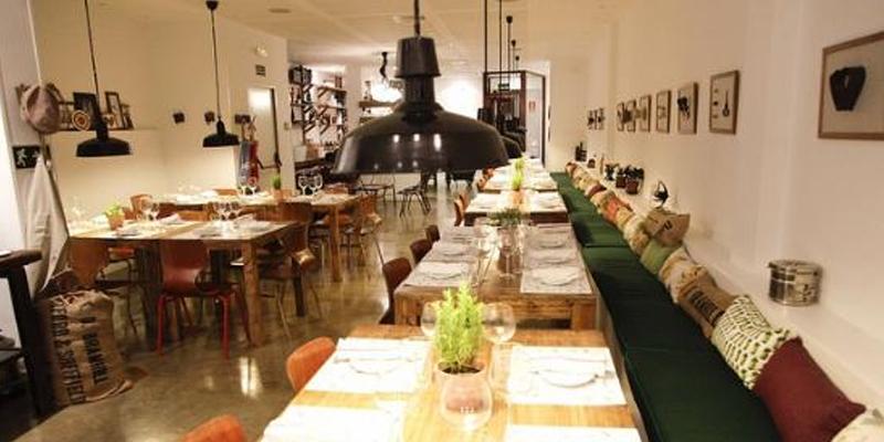 brunch Madrid Santo Restaurante & Deli brunch